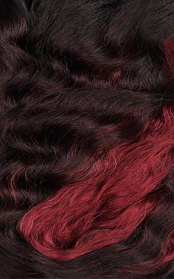 Outre 100% Unprocessed Human Hair Lace Part Daily Wig BOHEMIAN 14