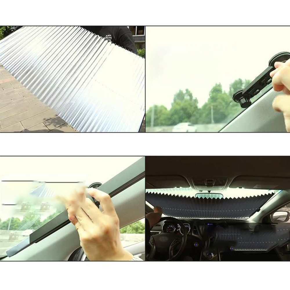 Higomore™ Car Retractable Curtain With UV Protection
