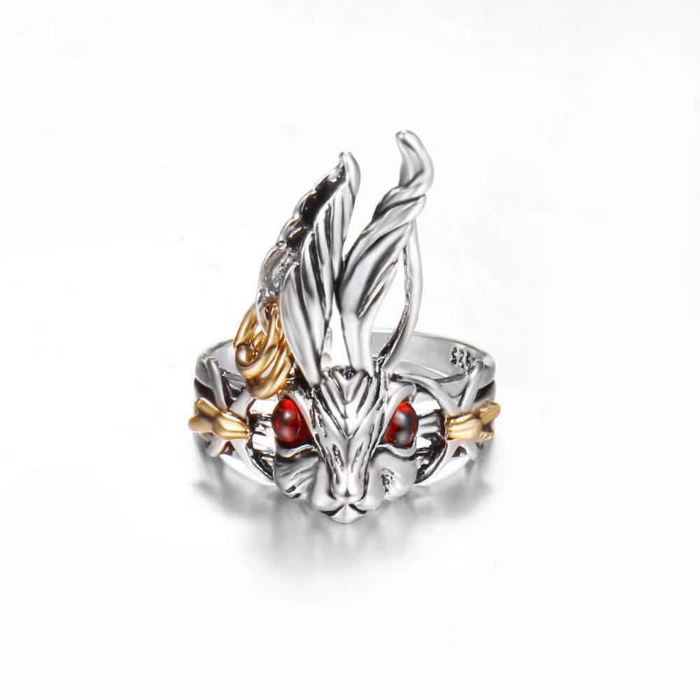Cute dream bunny ring (buy one get one free)