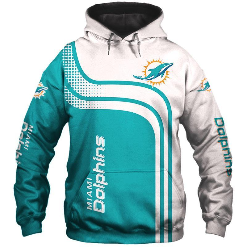 MIAMI DOLPHINS 3D HOODIE GGSA0132