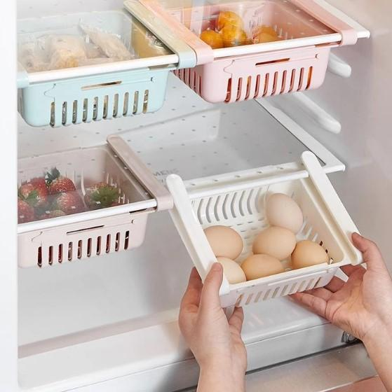 Refrigerator Partition Storage Rack(BUY MORE SAVE MORE)
