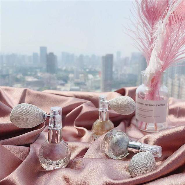 Face And Body Glitter Dust Spray