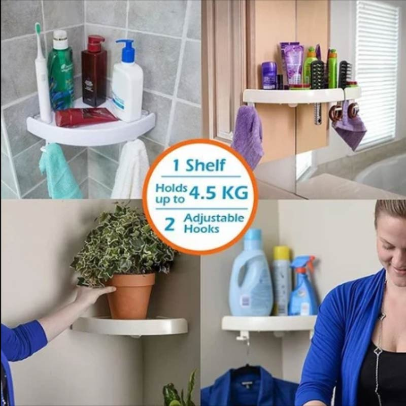 20% Off Corner Storage Holder Shelves, Buy 2 Free Shipping- Best Gift for Your Home