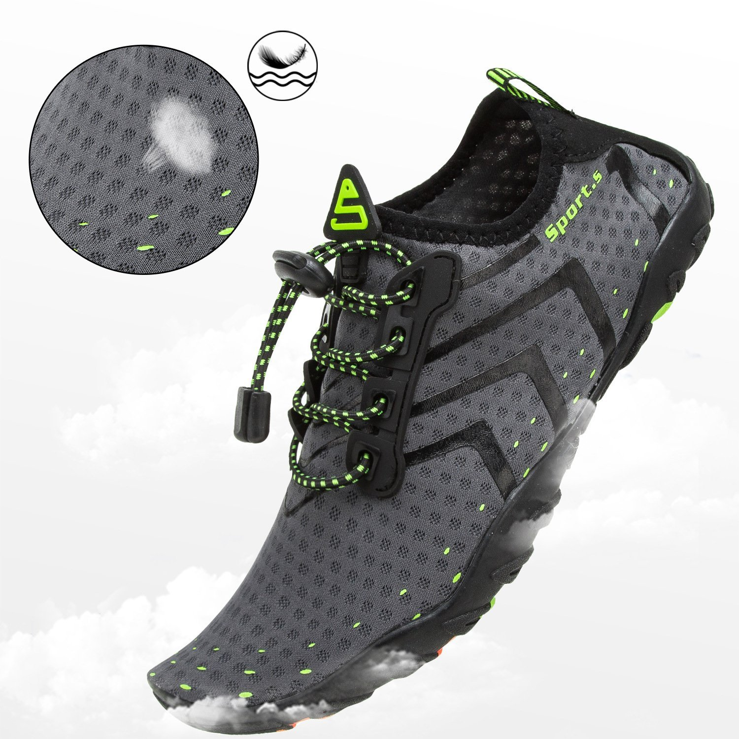 (Buy 2 Get 10%OFF And Free Shipping)Men's and women's mountaineering running lightweight integrated sports shoes