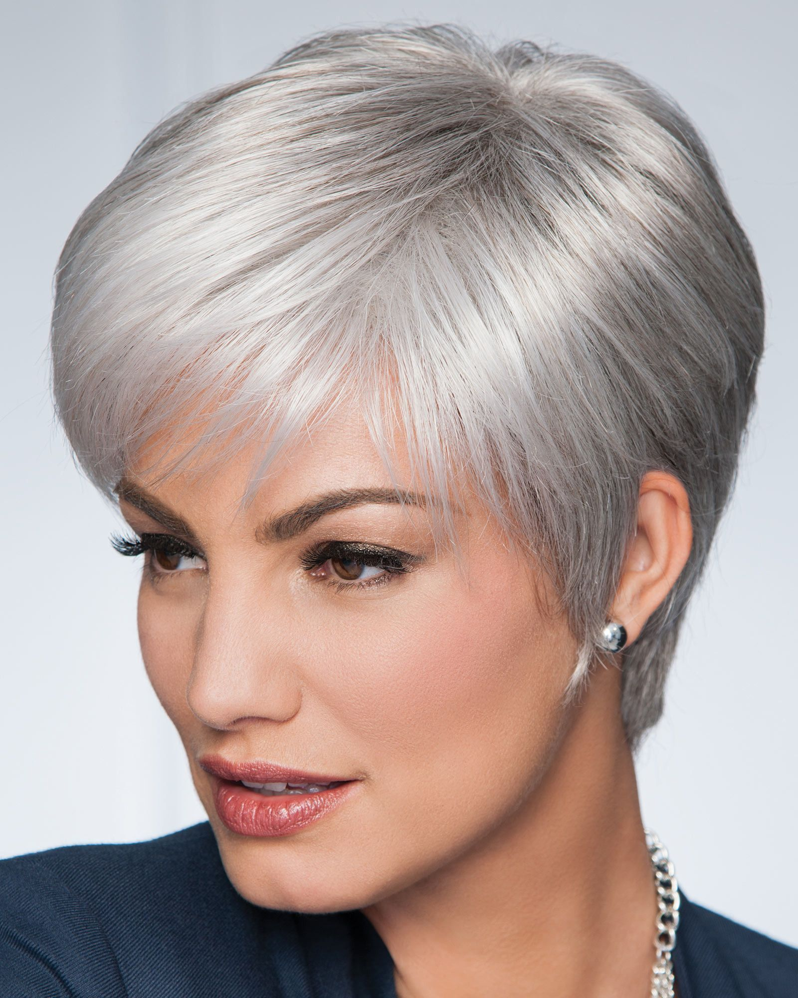 Lace Lace Gray Wigs Hair Blonde To Hide GreyDark Grey Hair Male