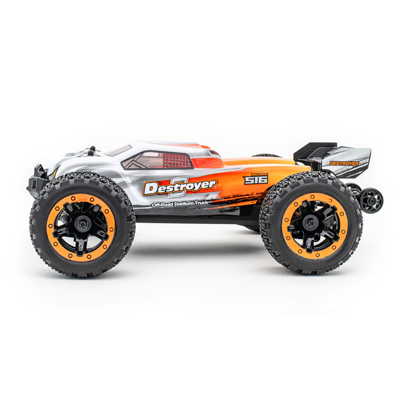 HBX 1680A 1/16 2.4G Brushless High Speed 45km/h RC Remote Control Buggy