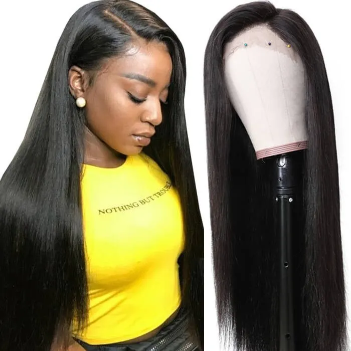 Popwig|New Design Pre Plucked Natural Hairline Wigs