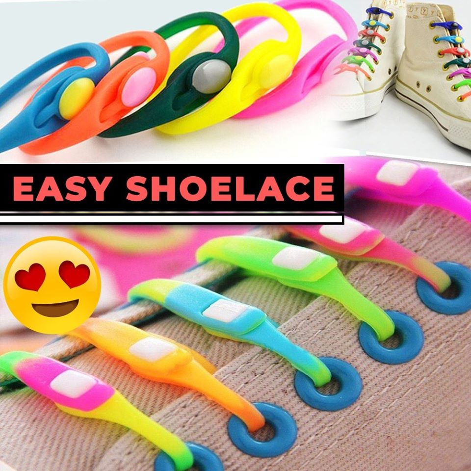 Lazy Elastic Shoelaces®