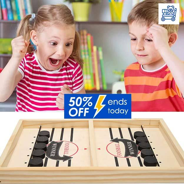 Wooden Hockey Game 📢52% OFF