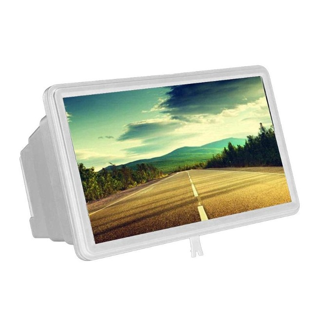 [BUY 1 GET 1 FREE TODAY] 3D HD Mobile Phone Screen Magnifier