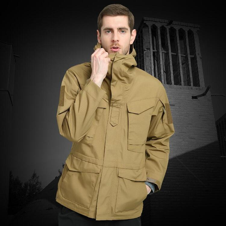 70% OFF-Last Day Promotion -Ultimate Tactical Jacket