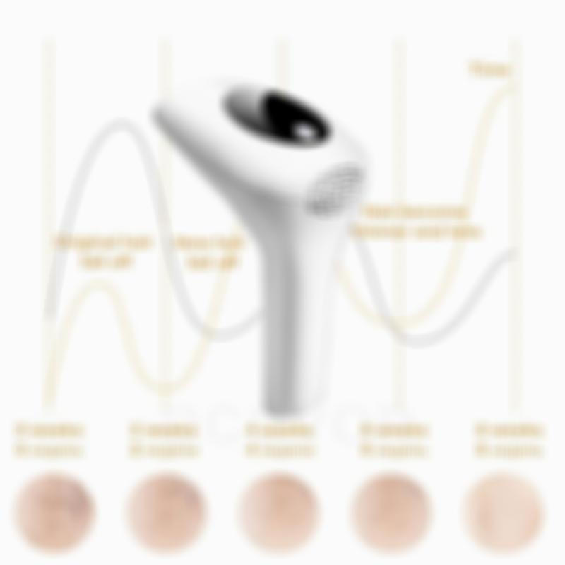 2020 New Laser Permanent Electric Painless Hair Removal