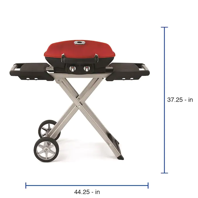 Portable Grills Red