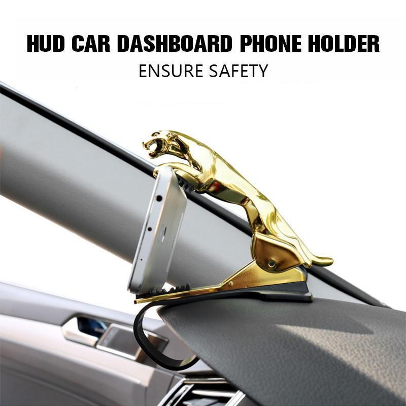 (Early Father's Day Promotions-50% OFF)Jaguar Car Dashboard Holder(Buy2 get 1 FREE NOW)