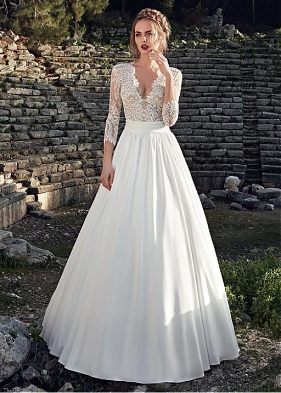 Romantic Lace Gowns Bridal Couture Near Me  First Bridal Boutique Western Wear Dresses For A Wedding W Event Boutique Wedding Free Shipping