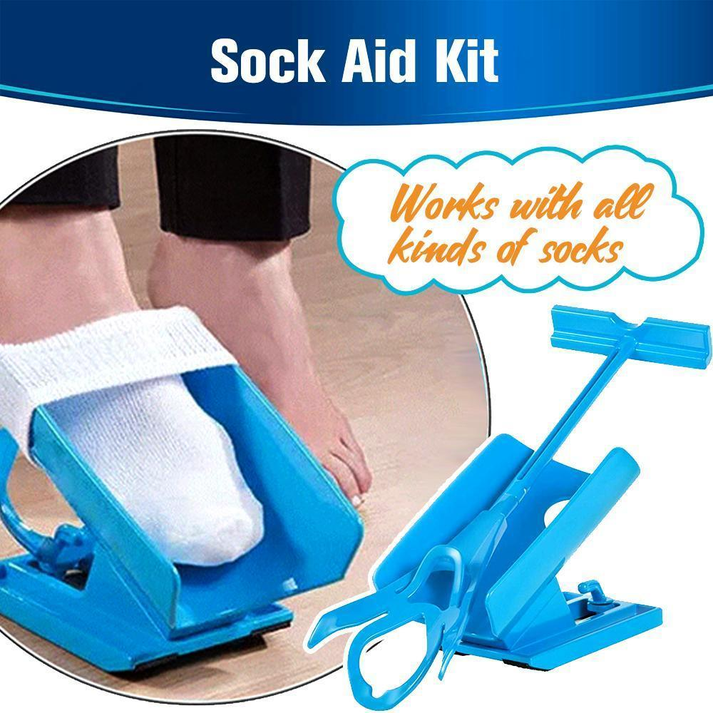 Easy on, Easy off Sock Aid Kit--(Buy More Save More)