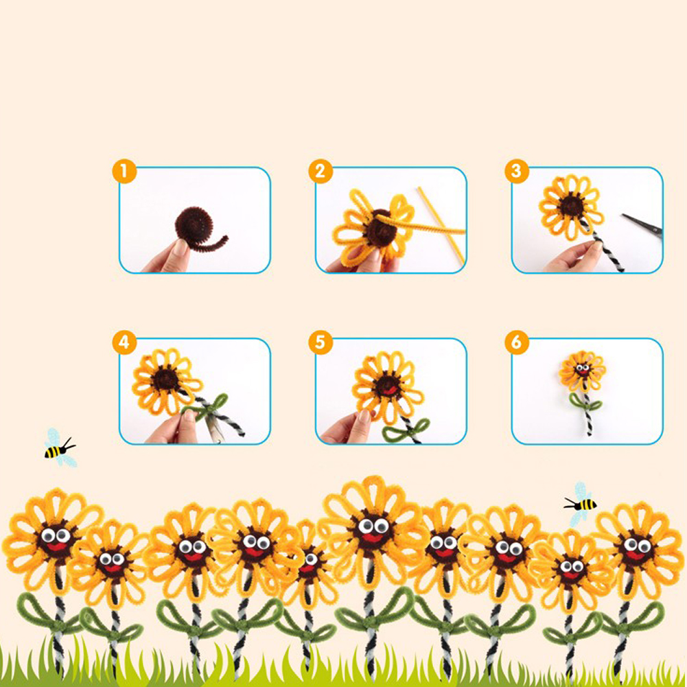 Educational DIY Toys Handmade Art Craft💟Mother's Day PROMOTION