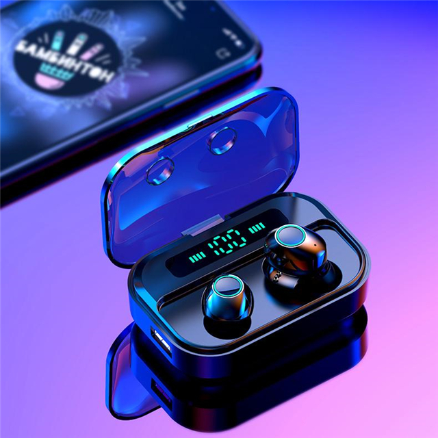 🥇2020 Latest - The Strongest Touch Control Wireless Bluetooth Earbuds