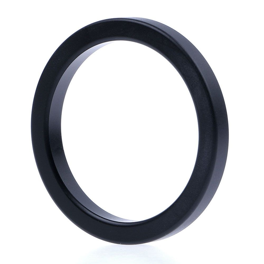 Metal Aluminum Penis Cockrings Delay Ejaculation Adults Products 40mm/50mm Loops New