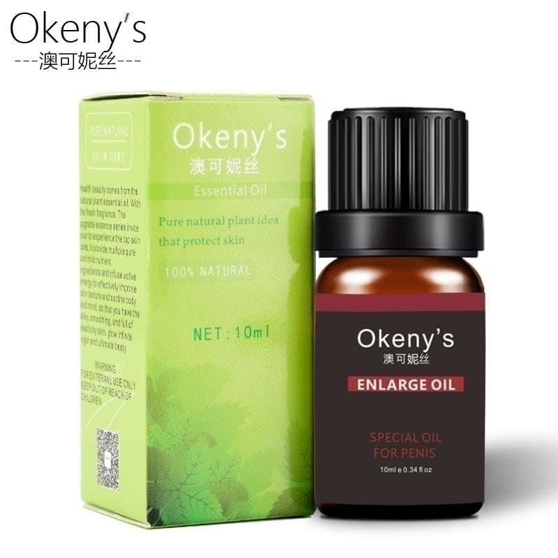 Okeny's Natural Plant Extract Growth Oil