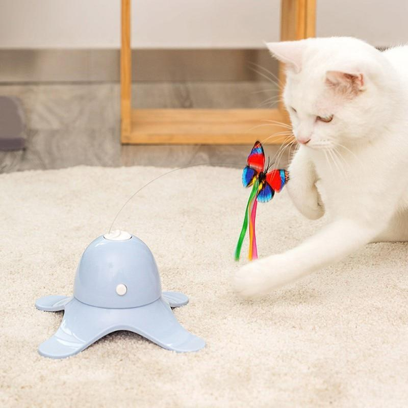 2020 Newest Interactive Cat Toy