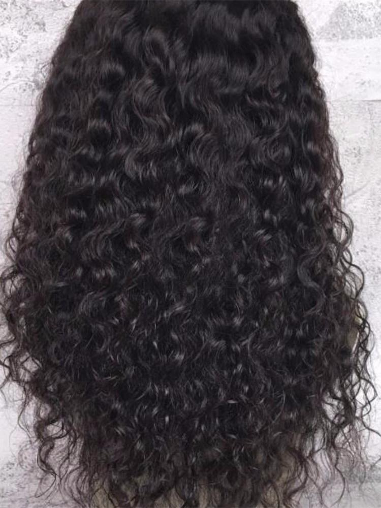 Luna 221 Afro Extra Long Curly Synthetic Hair Wig