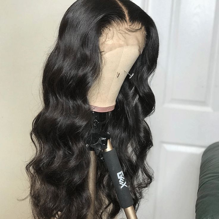 Lace Front Wigs Black Hair wave wig