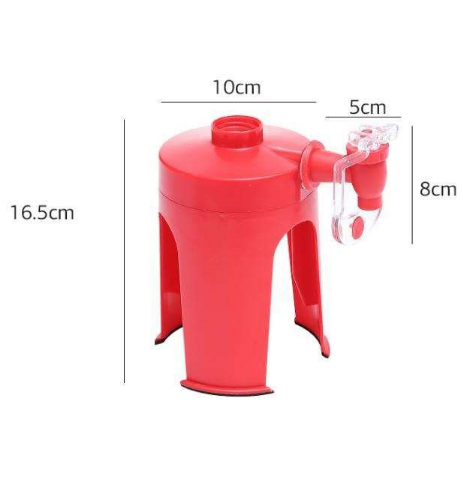 Hand Pressure Carbonated Beverage Machine