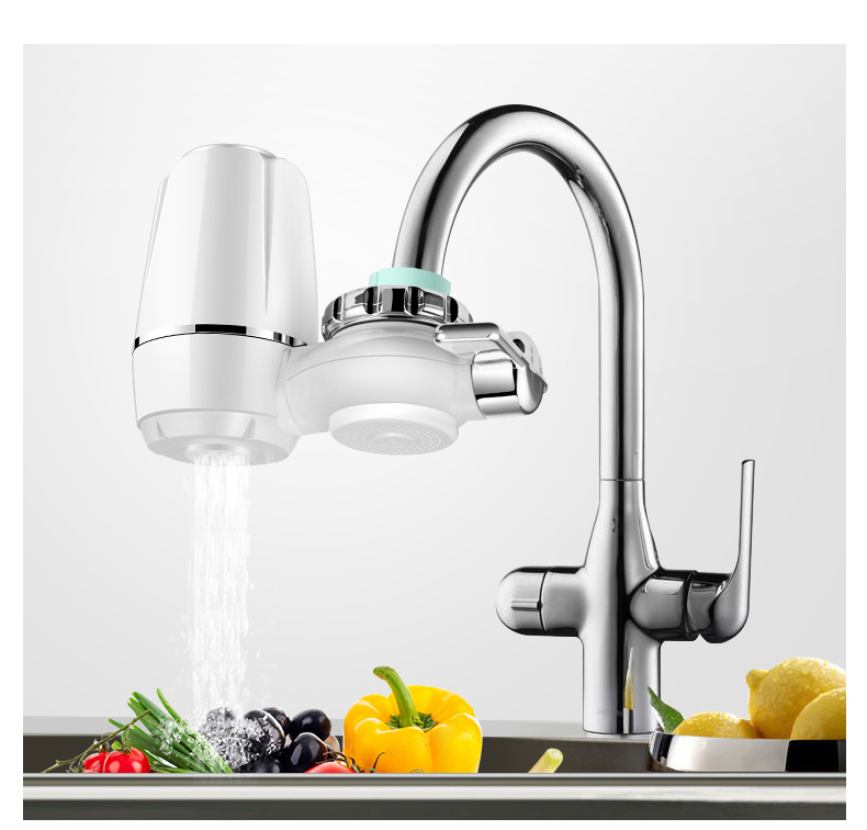 Water purifier  for Household Kitchen Activated Carbon Tap Faucet