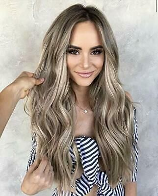 Lace Front Wigs 8A Hair Color Platinum Blonde Cosplay Wig Blond Hair 2018