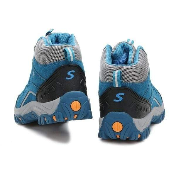 Plus Size 35-46 Mens \ Womens Outdoor Boots Hiking Boots Trekking Boots Mountaineering Shoes Climbing Boots