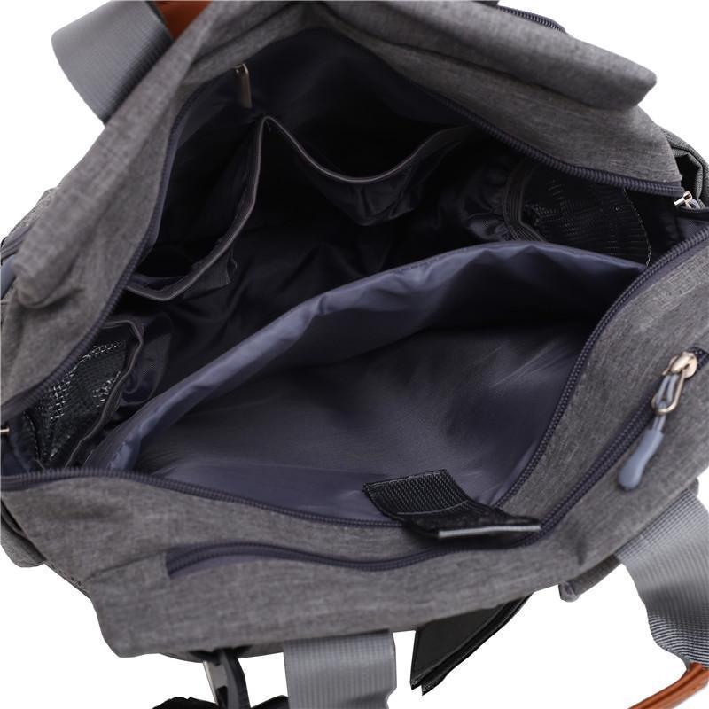 Waterproof 3Set Backpacks Shoulder Bag