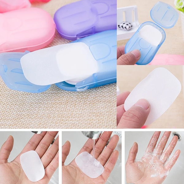 Limited Sales 50%OFF - Portable Hand-Washing Paper(50 PCS)