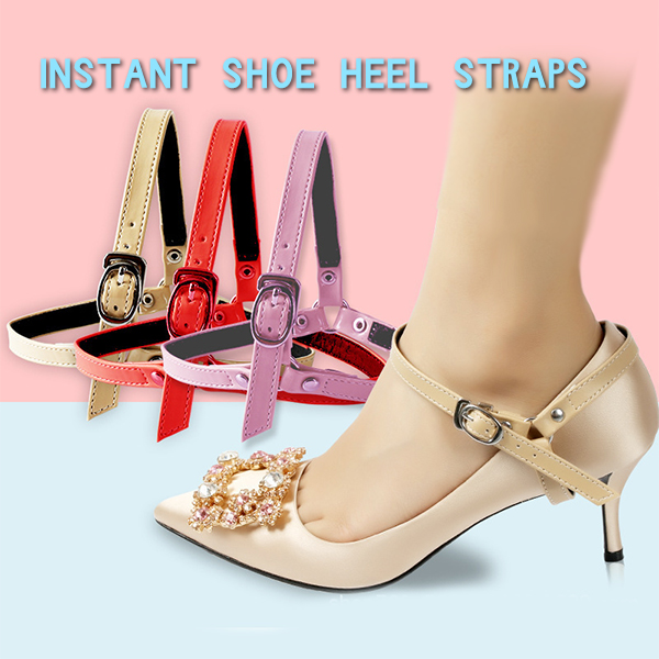 Hot Sales 60%OFF - Instant Shoe Heel Straps(Buy More Save More)
