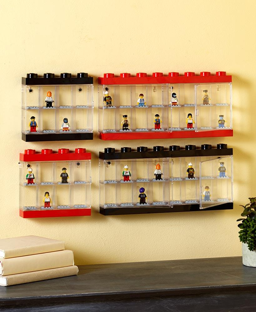 Lego庐 Minifigure Display Cases