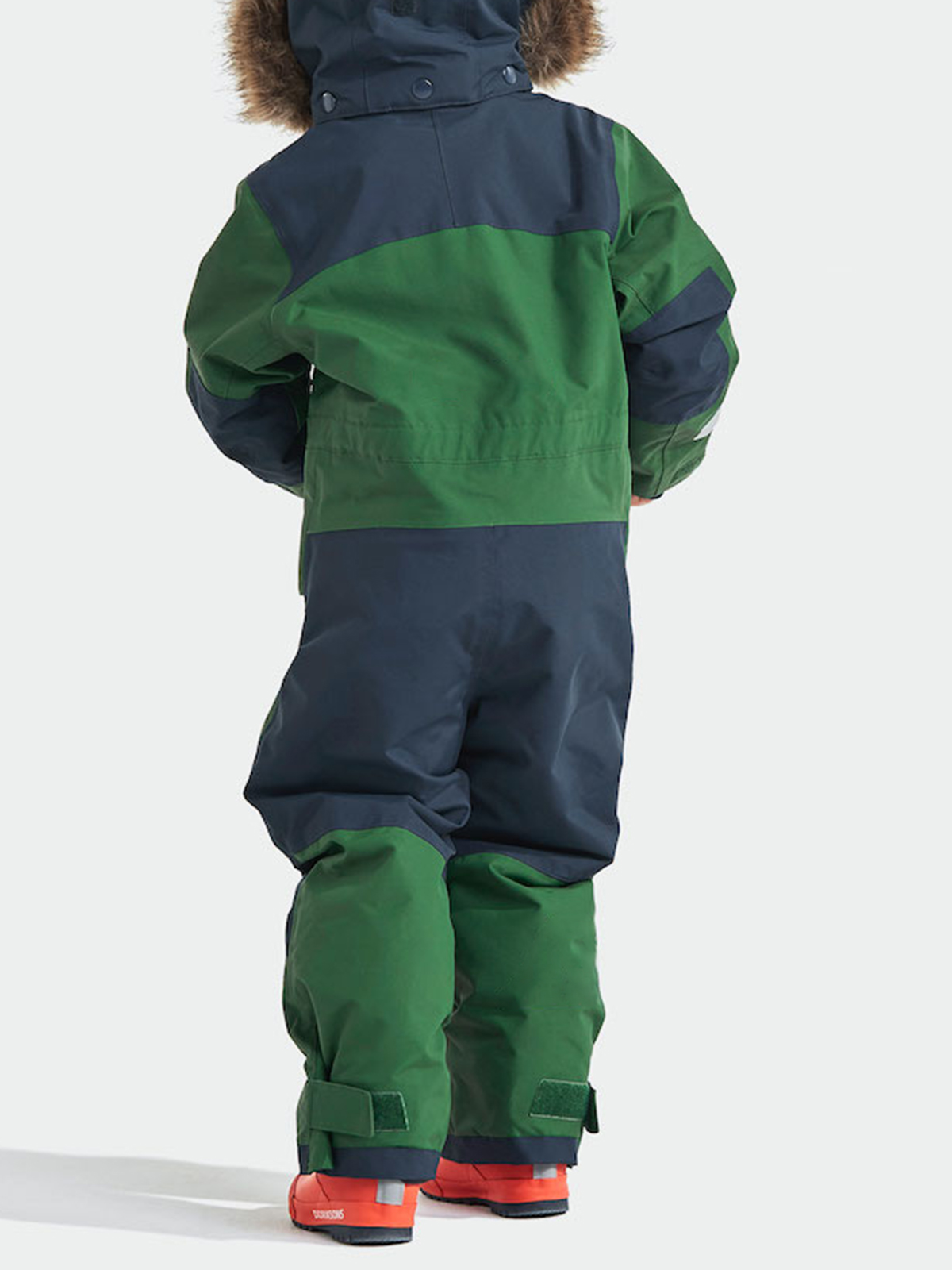 Winter children's down jacket
